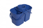 Wringer Bucket 15 ltrs Blue